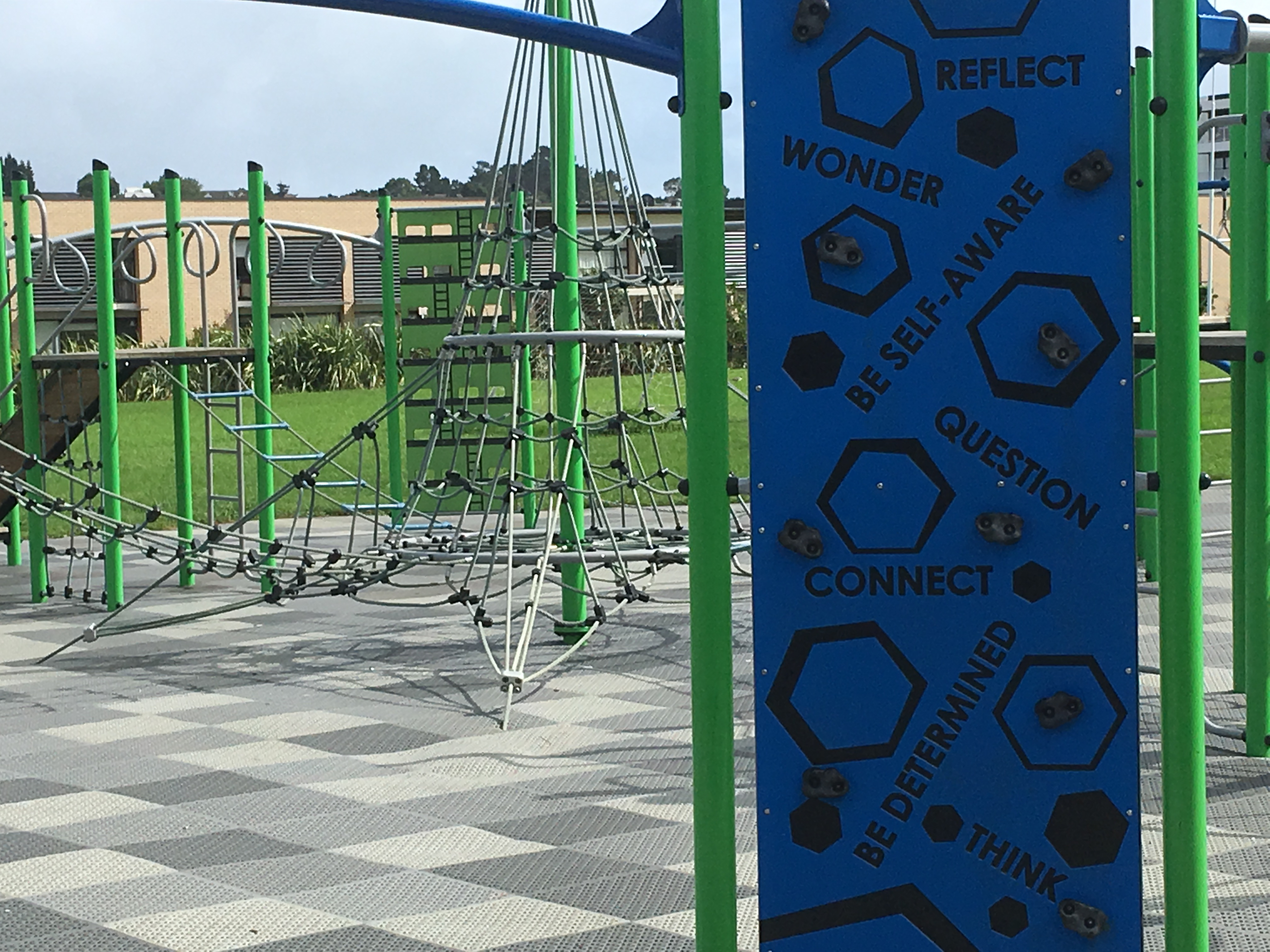 Playground Learner qualities