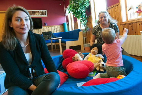 Global-Utbildning och barnomsorg-Bilder-Förskola och barnomsorg-Övergripande FGförvaltning-Personal