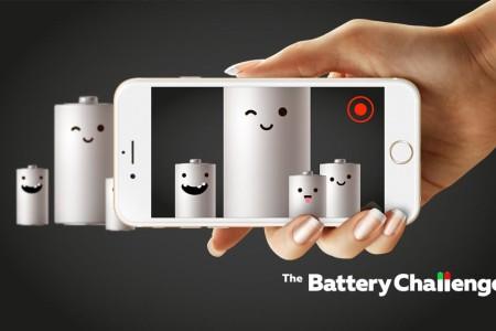 Tävlingen The Battery Challenge!