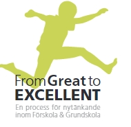 From great to excellent – lokalt och regionalt...