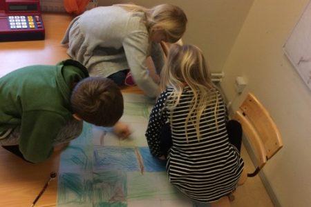 Fjärås Bräckaskolan arbetar med programmering