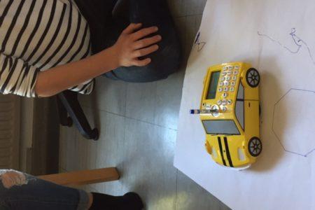Iseråsskolan testar – Pro-Bot